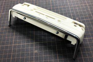 タミヤ1/14 SCANIA用 ステンレスフロントパイプバンパー