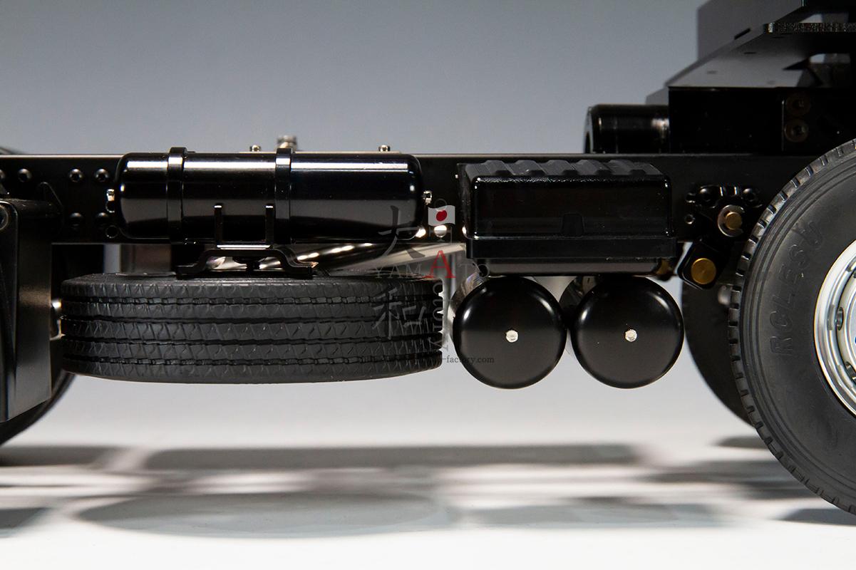 大和ファクトリー,1/14HINO700,6×4,ラジコントラック,タミヤ1/14,1/14トレーラー,1/14デコトラ